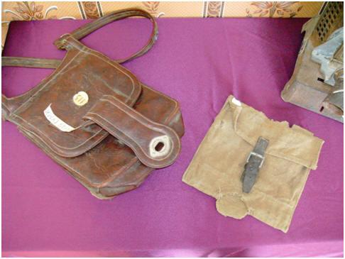 Армейские сумки.
